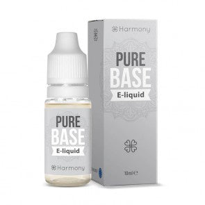 Harmony CBD Pure Base Liquid - The JuicyJoint