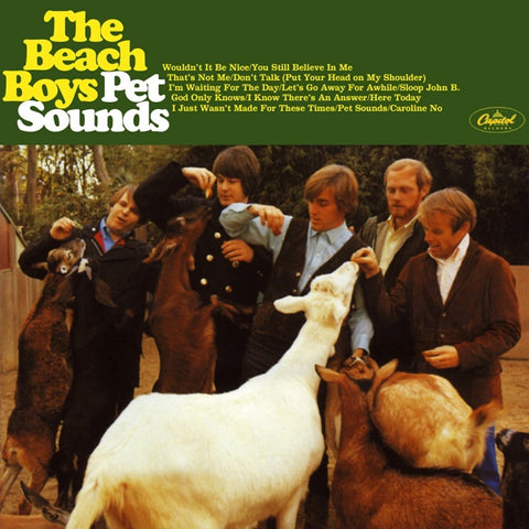 Beach Boys - Pet Sounds LP - The JuicyJoint