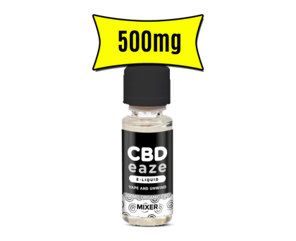 CBDeaze  - 500mg CBD Vape Liquid - The JuicyJoint