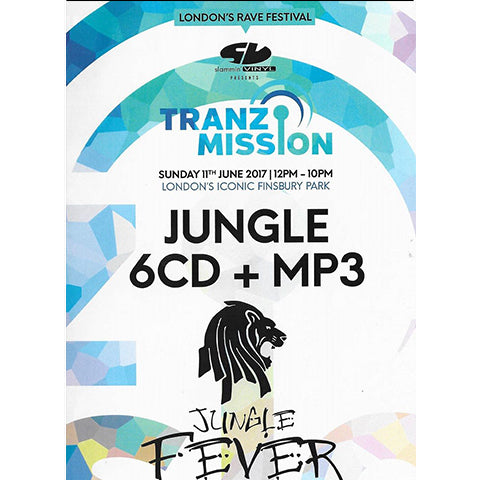 Tranzmission 2017 CD Packs