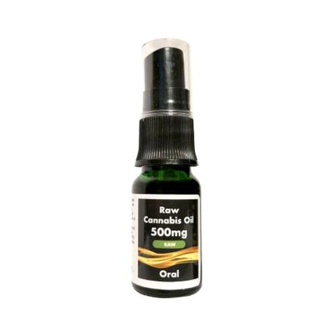 LiveWell RAW CBD Oral CBD Oil **New Lower Price!!**