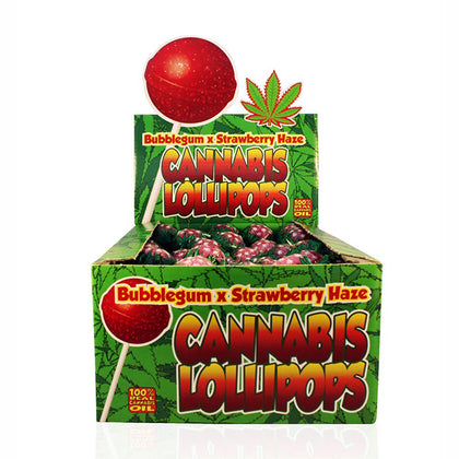 Cannabis Lollipops By Dr GreenLove