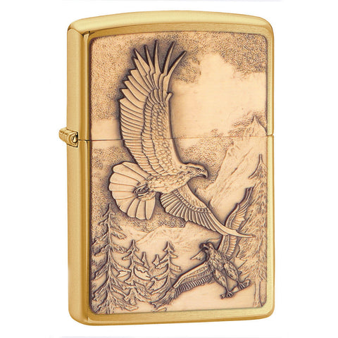 Zippo Where Eagle Dare