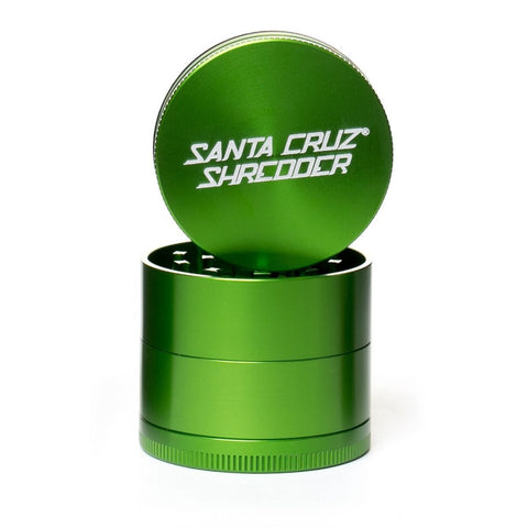 Santa Cruz Shredder - Metal Grinder 4pc Medium