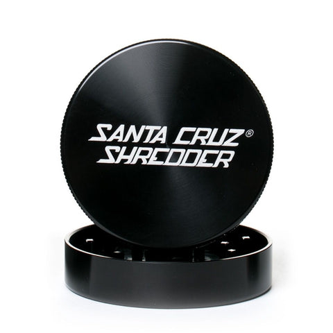 Santa Cruz Shredder - Metal Grinder 2pc Large Black