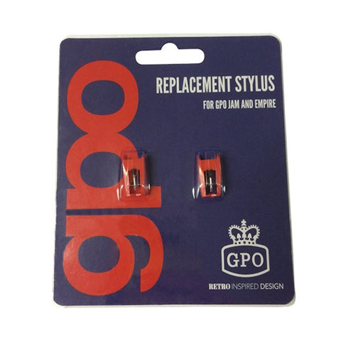 GPO Replacement Vinyl Stylus - Jam, Empire - The JuicyJoint