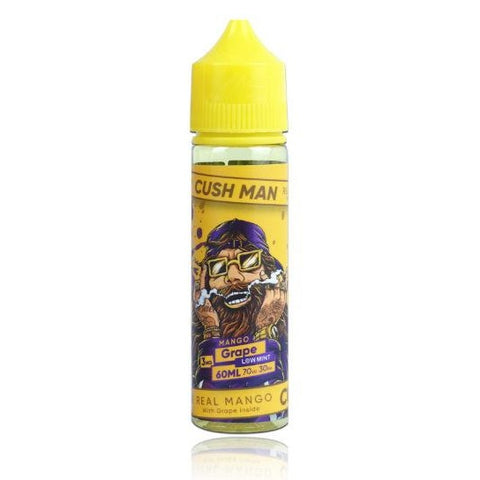 Nasty Juice Cush Man Series E-Liquid - 50ml Short Fill 0mg