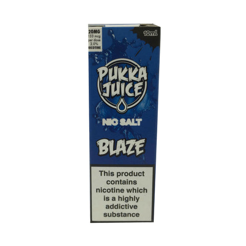 Pukka Juice E-Liquid Nicotine Salts 20mg