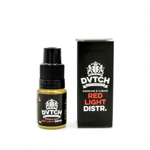 DVTCH Amsterdam Premium E-liquid 10ml - The JuicyJoint
