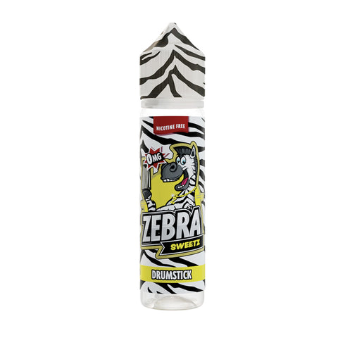 Zebra Juice - Premium E-Liquid 50ml Short Fill 0mg