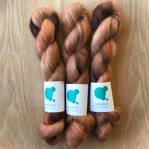 Redwood // Silk mohair // 50 g