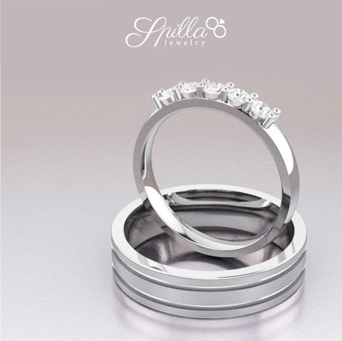 spilla ring