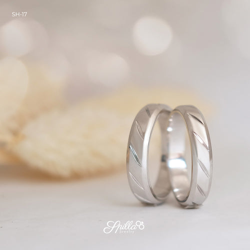 Platinum Wedding Ring SH-17