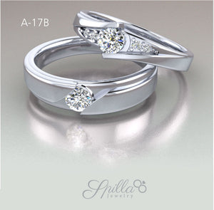 Couple Ring A-17 B