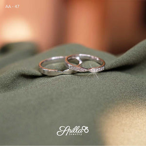 Couple Ring AA-47