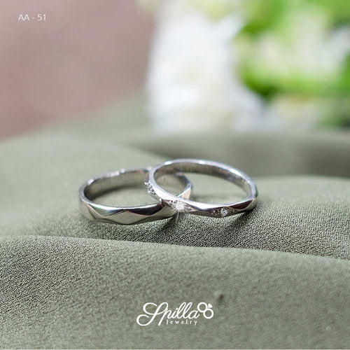 Wedding Ring AA-51