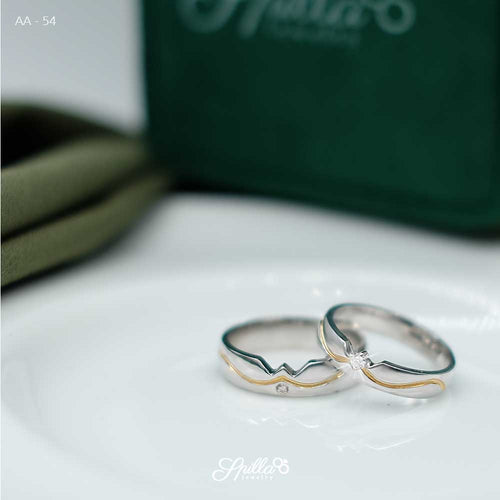 Couple Ring AA-54