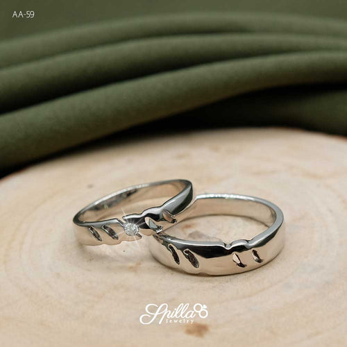 Couple Ring AA-59