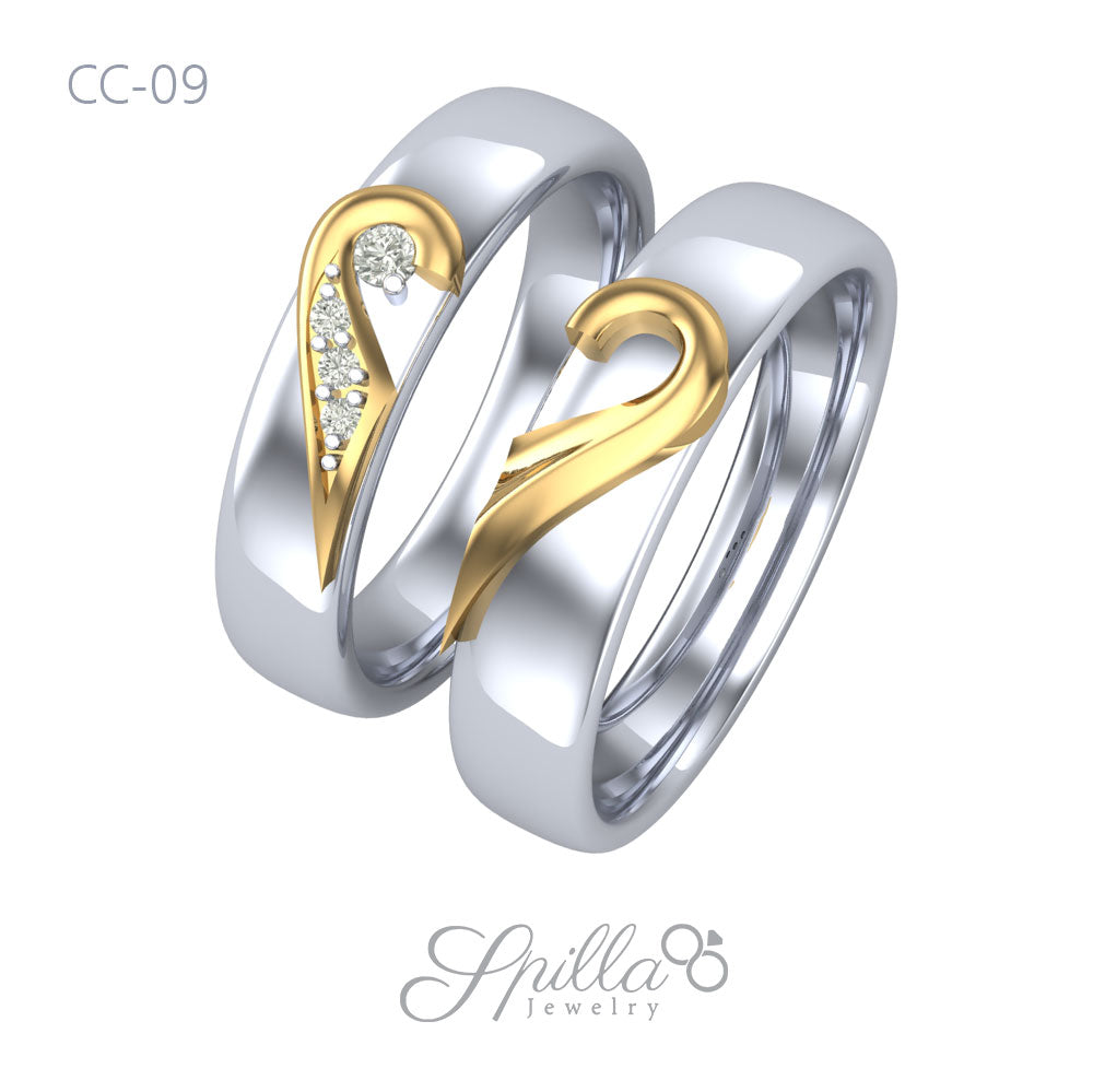 Couple Ring CC-09