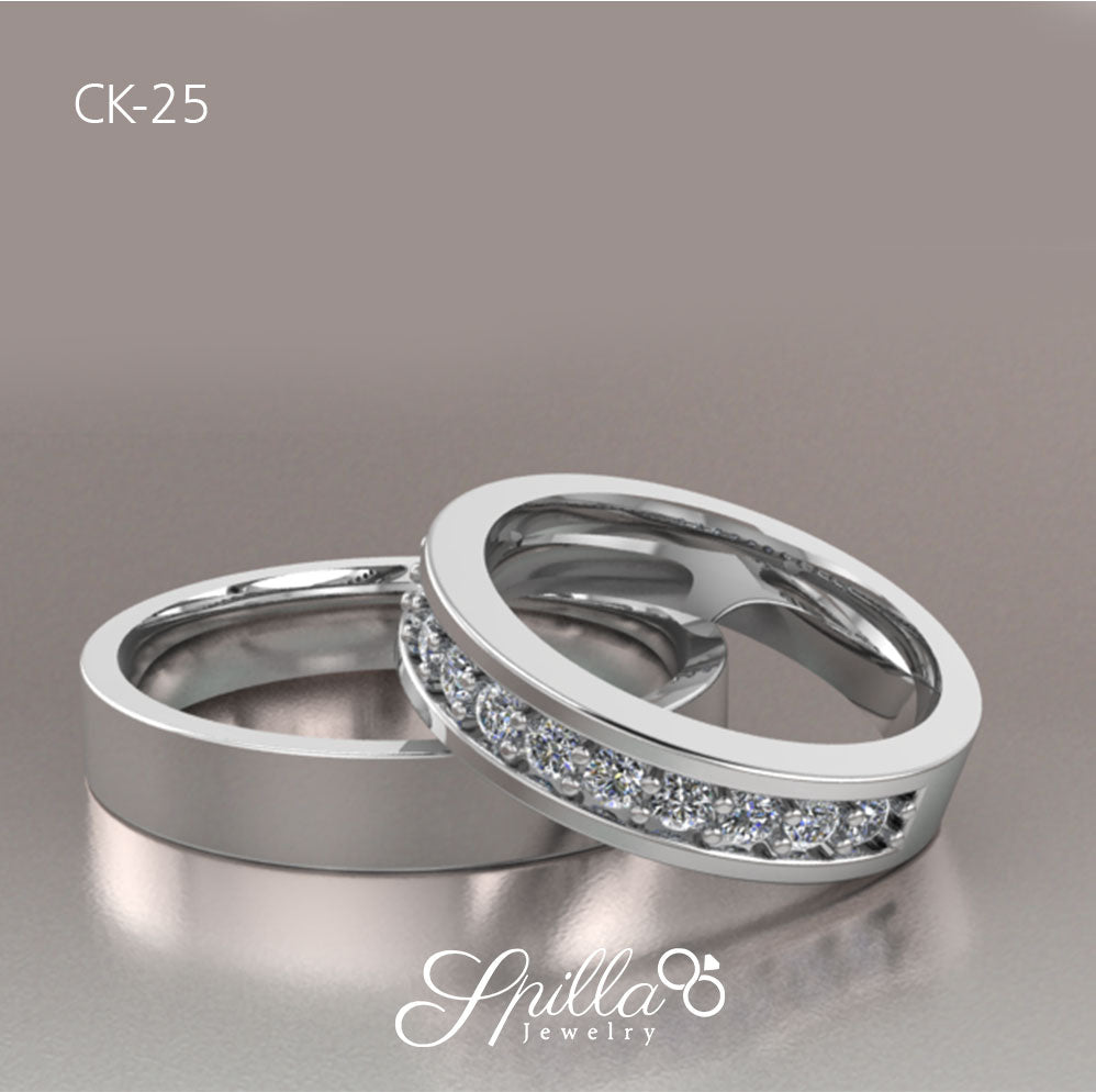 Wedding Ring CK-25