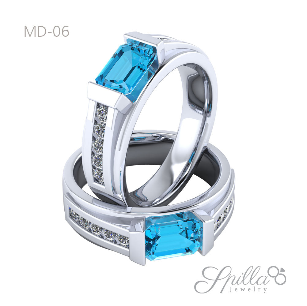 Couple Ring MD-06