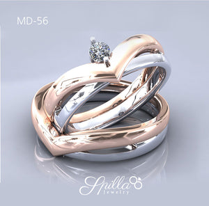 Couple Ring MD-56