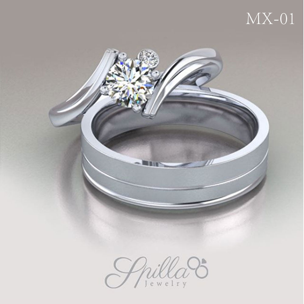Couple Ring MX-01