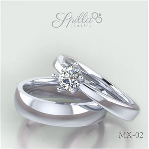 Couple Ring MX-02