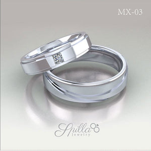Couple Ring MX-03