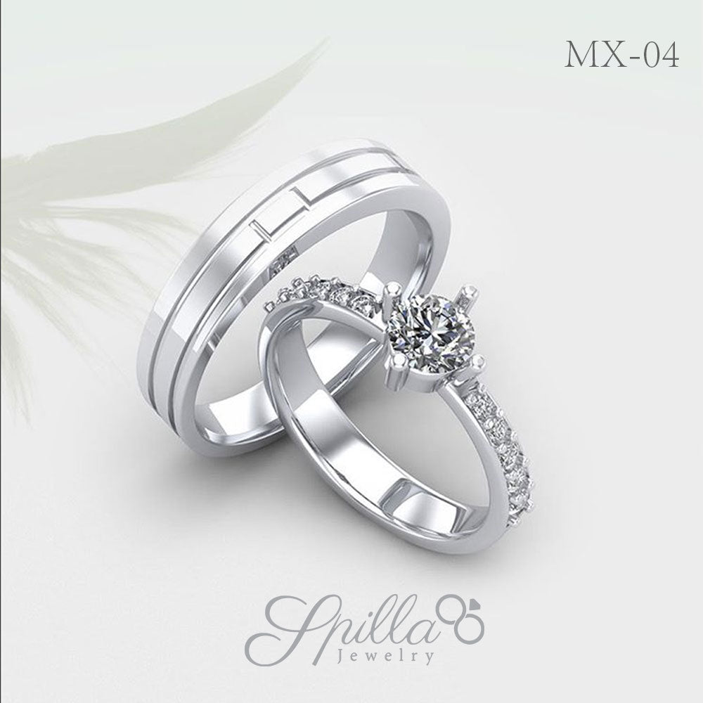 Wedding Ring MX-04