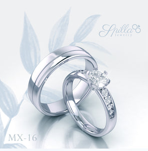 Wedding Ring MX-16
