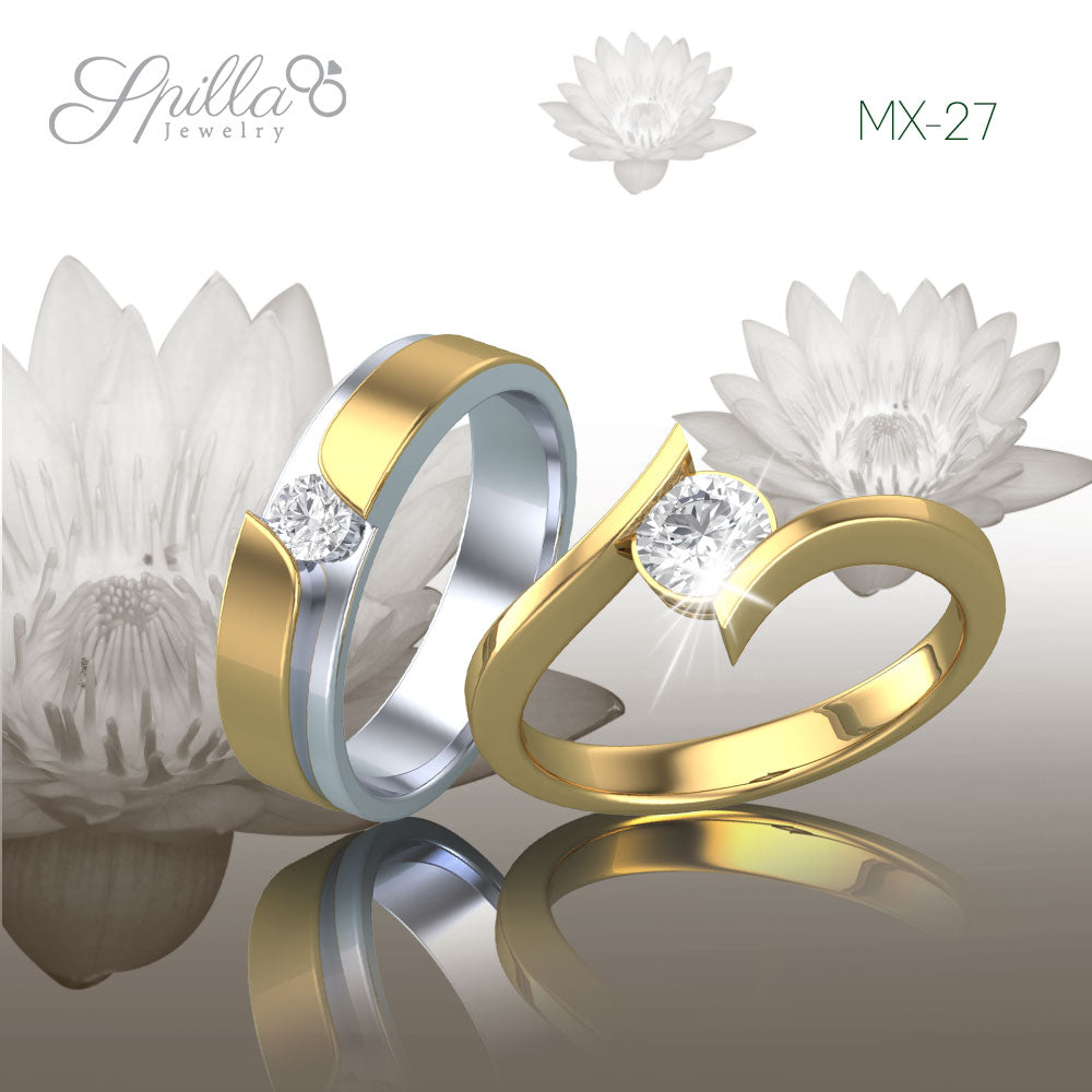 Couple Ring MX-27