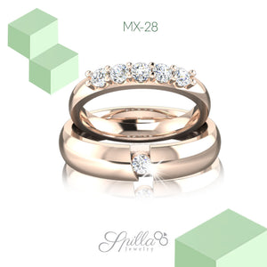 Couple Ring MX-28