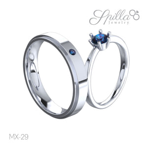 Couple Ring MX-29