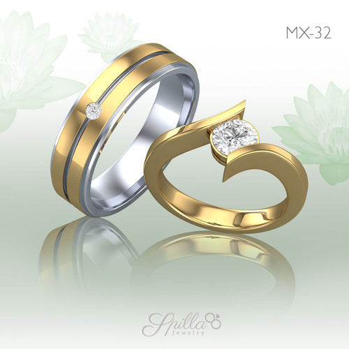 Couple Ring MX-32