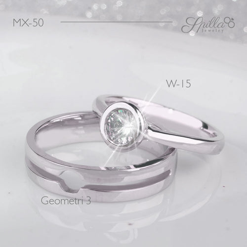 Wedding Ring MX-50