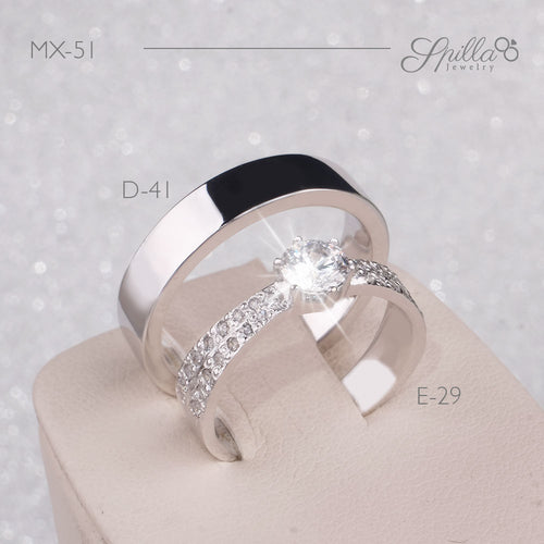 Wedding Ring MX-51