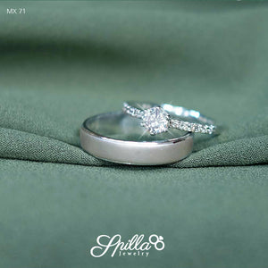 Wedding Ring MX-71