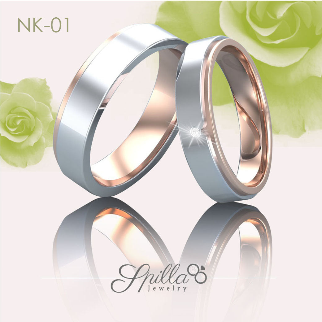 Cincin Couple NK-01