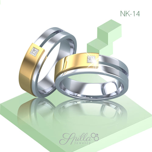 Couple Ring NK-14