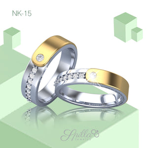 Couple Ring NK-15