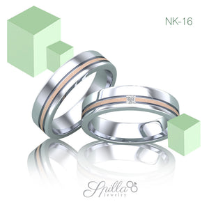 Wedding Ring NK-16