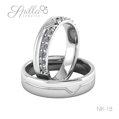 Couple Ring NK-18