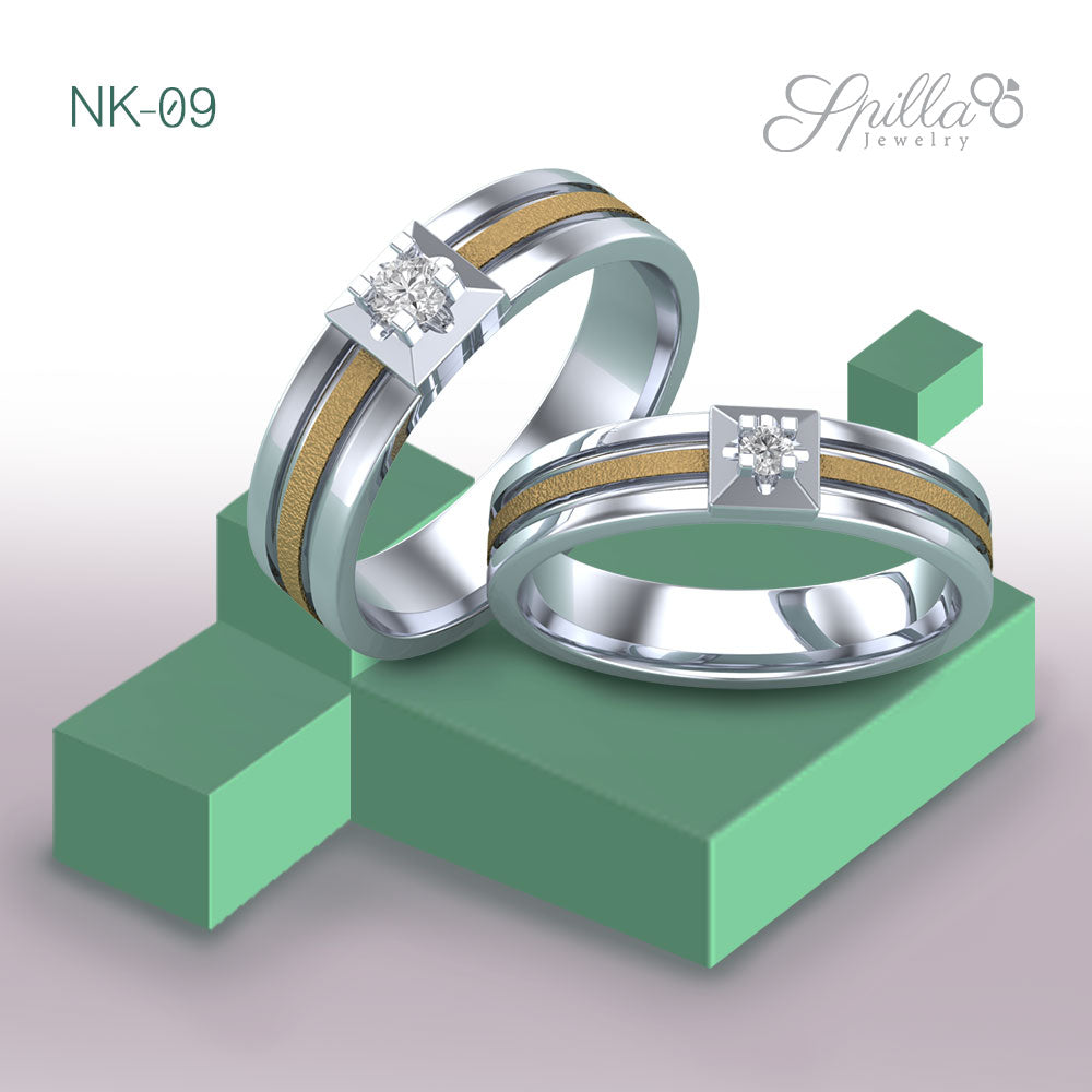 Wedding Ring NK-09