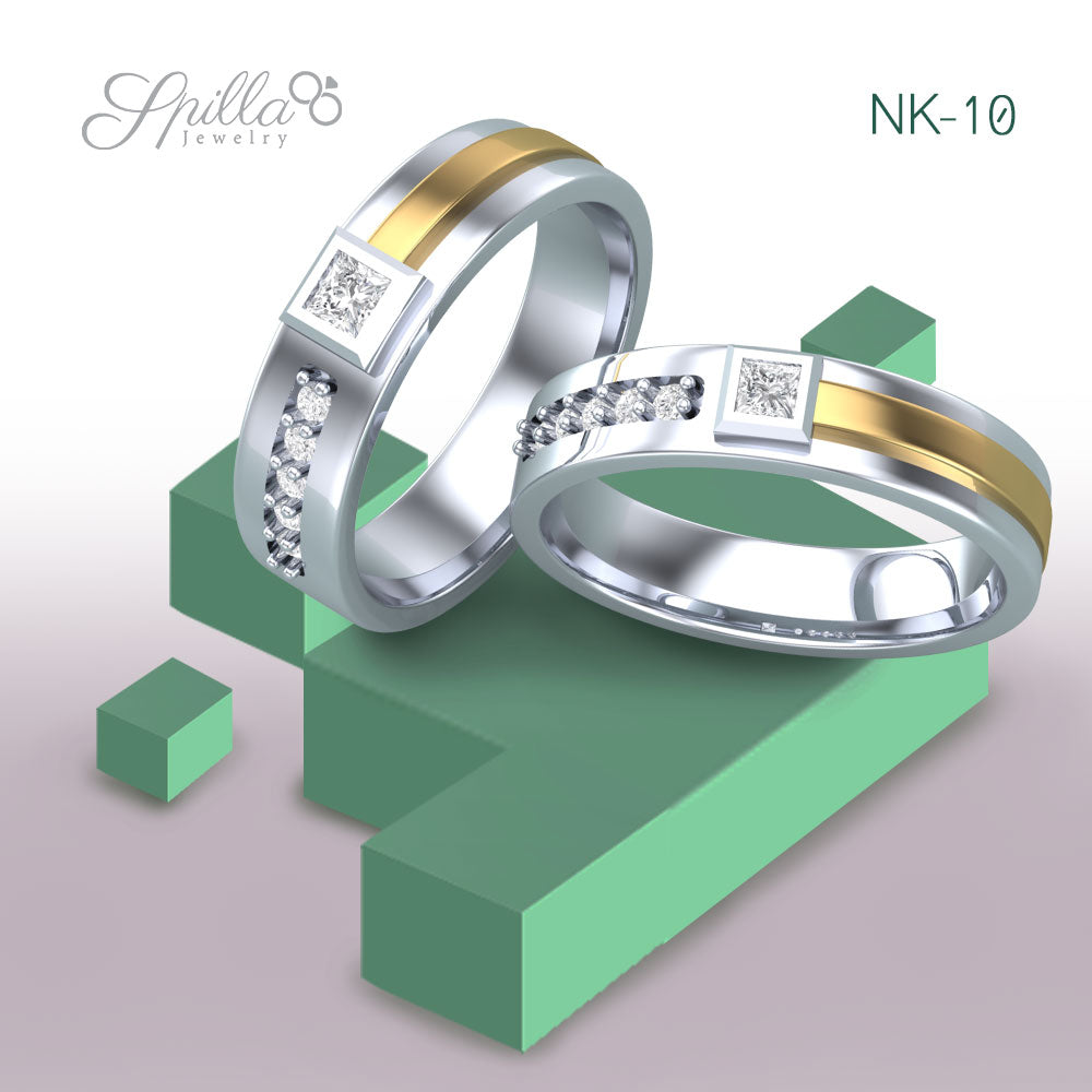 Couple Ring NK-10