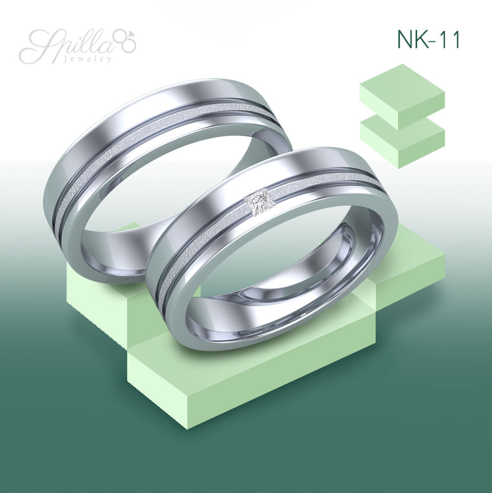 Couple Ring NK-11