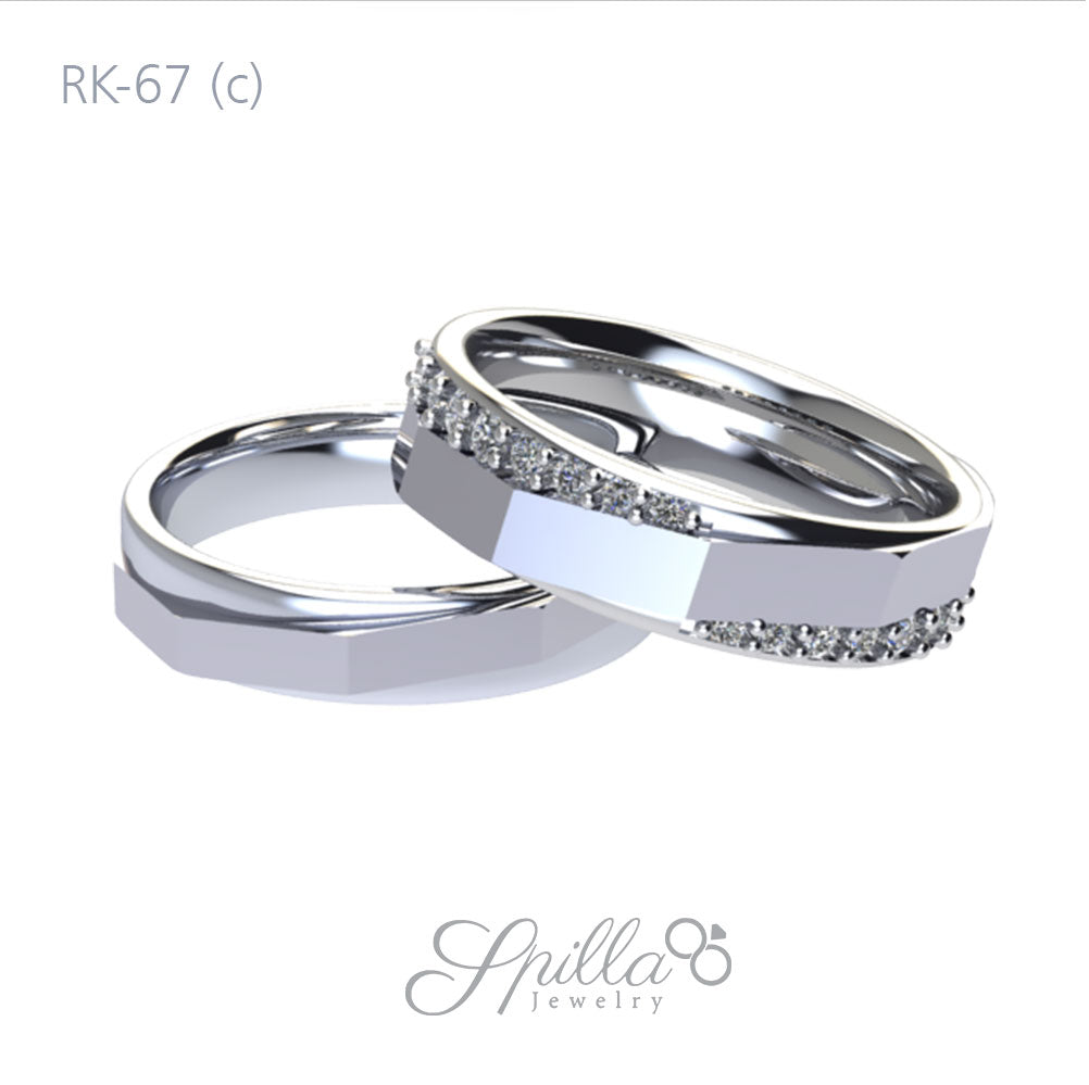 Couple Ring RK-67