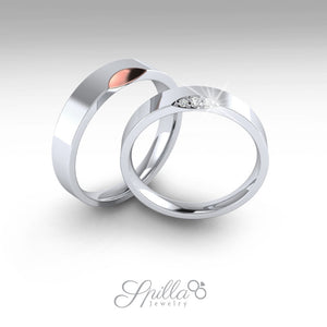 Couple Ring RS-19