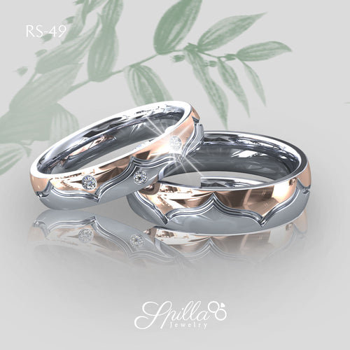 Couple Ring RS-49
