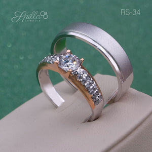 Couple Ring RS-34